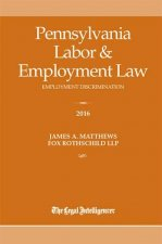 Pennsylvania Labor & Employment Law: Employment Discrimination