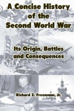 A Concise History of the Second World War: Its Origin, Battles and Consequences