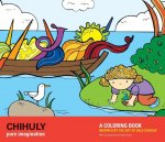 Chihuly Pure Imagination Coloring Book