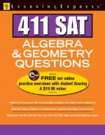 411 SAT Algebra and Geometry Questions