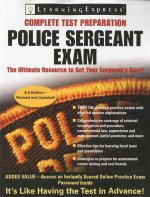 Police Sergeant Exam: A Step-By-Step System to Prepare for Your Promotion Exam [With Access Code]