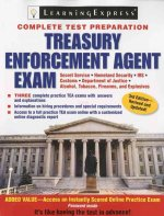 Treasury Enforcement Agent Exam [With Access Code]