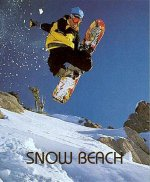 Snow Beach: Snowboarding in the 1990s
