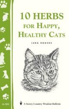 10 Herbs for a Happy, Healthy Cat