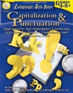 Language Arts Tutor: Capitalization and Punctuation, Grades 4 - 12