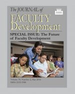 Journal of Faculty Development, Volume 30, Number 2