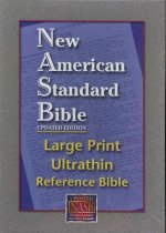 Ultrathin Reference Bible Large Print-NASB