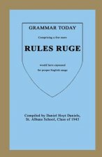 Grammer Today - Rules Ruge