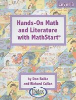 Hands-On Math and Literature with Mathstart, Level 3