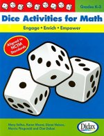 Dice Activities for Math: Engage, Enrich, Empower: Grades K-3