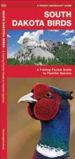 South Dakota Birds: A Folding Pocket Guide to Familiar Species