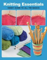 Knitting Essentials: Handy Guide to All the Basics