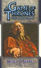 A Game of Thrones: The Card Game: Here to Serve Chapter Pack