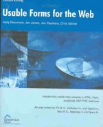Usable Forms for the Web