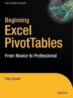 Beginning Excel Pivottables: From Novice to Professional