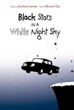 Black Stars in a White Night Sky
