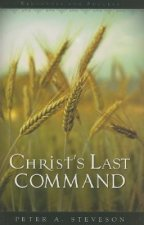Christ's Last Command: Resources for Success