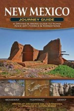 New Mexico Journey Guide: A Driving & Hiking Guide to Ruins, Rock Art, Fossils & Formations