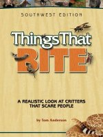 Things That Bite: A Realistic Look at Critters That Scare People