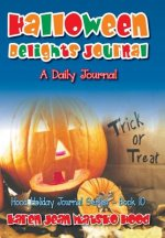 Halloween Delights Journal