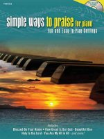 Simple Ways to Praise for Piano Book and CD