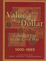 The Value of a Dollar 1600-1865 Colonial to Civil War, 2005