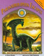 Parasaurolophus Escapes [With Tear-Out Poster]