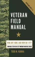 Veteran Field Manual: Civilian Life 1-1: Who Am I Now, and How Do I Fit? Looking at Life Through Warfare Lenses