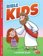 Bible Kids: Coloring Book for Ages 2-4 (Pack of 6)