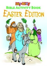 Ittybitty Bible Activity Book Easter Edition: Easter Ittybitty Activity Book for Ages 5-10 (Pk of 6)