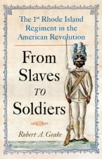 From Slaves to Soldiers: The 1st Rhode Island Regiment in the American Revolution