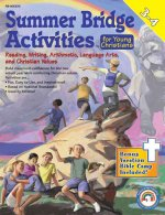 Summer Bridge Activities for Young Christians 3-4 [With Punch-Out Math Flash Cards]