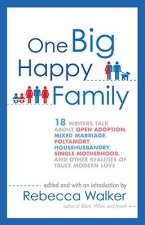 One Big Happy Family: 18 Writers Talk about Open Adoption, Mixed Marriage, Polyamory, Househusbandry, Single Motherhood, and Other Realities