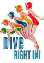 Lady Divers Birthday Greeting Card