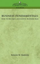 Business Fundamentals: How to Become a Successful Business Man