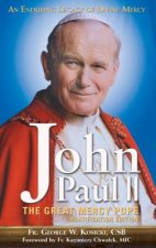 John Paul II the Great Mercy Pope