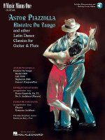 Piazzolla - Histoire Du Tango and Other Latin Classics for Guitar & Flute Duet