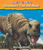 Dinosaurs That Ate Meat