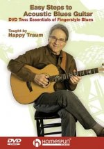 Easy Steps to Acoustic Blues Guitar, DVD Two: Essentials of Fingerstyle Blues