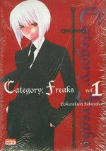 Categorey Freaks 3 Volume Set