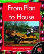 From Plan to House