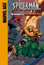 Fantastic Four: The Menace of Monster Isle!