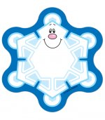 Snowflakes Mini Cut-Outs
