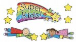 Super Kids Job Assignment Bulletin Board Set: Kid-Drawn
