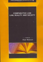 Comparative Law: Law, Reality and Society
