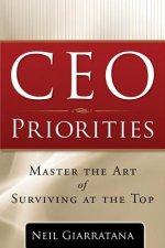 CEO Priorities: Everything You Need to Know to Lead and Succeed