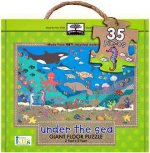 Green Start Under the Sea Giant Floor Puzzle
