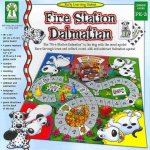 Fire Station Dalmatian: The