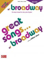 Great Songs of Broadway Edition