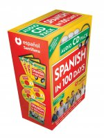 Spanish in 100 Days (Libro + 3 CDs)
